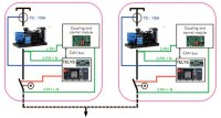 New simple system parallel operation
