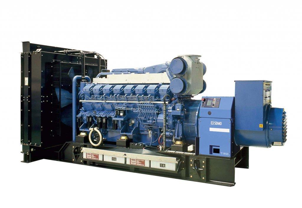 Diesel Generator Powered By Mitsubishi Diesel Generator