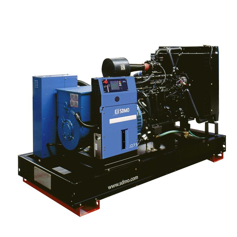 The diesel generator power of 20 - 440 kVA with engine John
