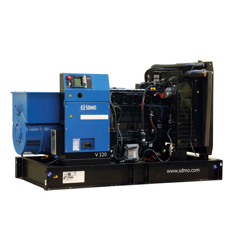 Prime Motor Group >> The diesel generator capacity 200-700 KVA powered by Volvo ...
