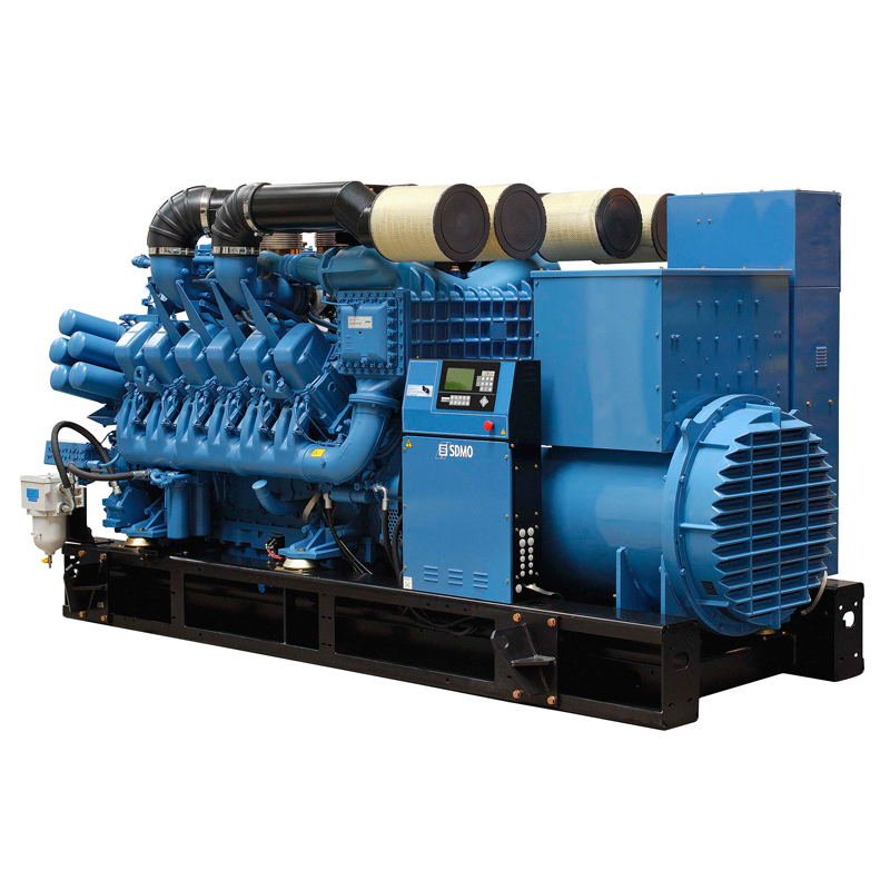 The sel generator power 650-2750 kVA with MTU engines and ...