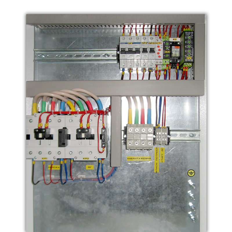 Avr Based Contactors Automatic Switches Ats Ntt Energy